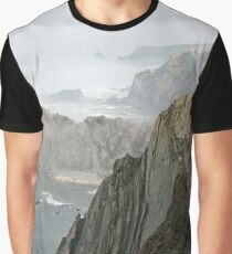 coastline Graphic T-Shirt