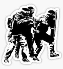 Swat Tactical Team Sticker