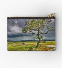 """""""Storms In The South"""" Studio Pouch"""