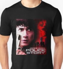 Jackie Chan Police Story T-Shirt