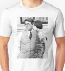 Atticus Finch and Scout Unisex T-Shirt