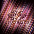 Not my Circus, Not my Monkeys by christymcnutt