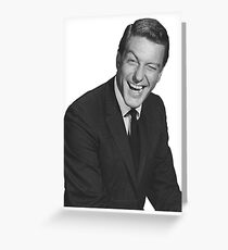 Dick Van Dyke Greeting Card
