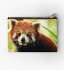 Alma Park Zoo - Red Panda  Studio Pouch