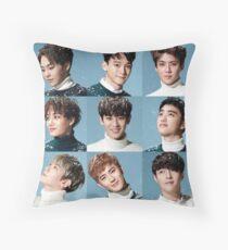 EXO Throw Pillow