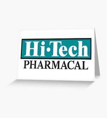 HiTech Greeting Card