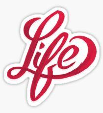 Life Sticker