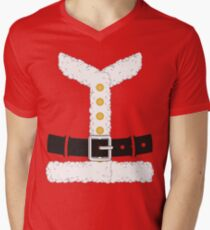 Santa Claus Red Christmas Costume Outfit T-Shirt