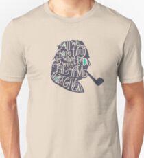 Literary Marvels- JRR Tolkien Unisex T-Shirt