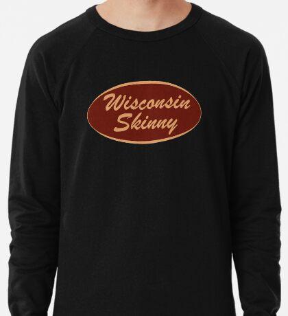 The Original Wisconsin Skinny Logo Lightweight Sweatshirt
