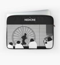 99 Steps of Progress - Medicine Laptop Sleeve