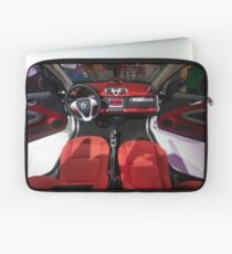 Smart ForTwo Turbo Cabrio Tritop Inside [ Print & iPad / iPod / iPhone Case ] Laptop Sleeve