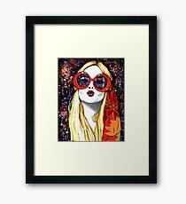 Goodnight Kiss Framed Print