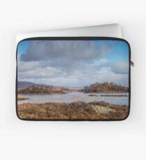 Loch Ba, Rannoch Moor, Scotland Laptop Sleeve