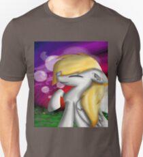Derpy at Sunset Unisex T-Shirt