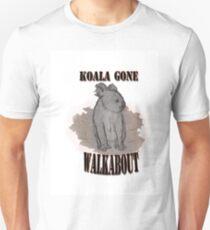 Koala Gone Walkabout T-Shirt