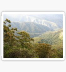 Mountain Light - New England National Park Sticker