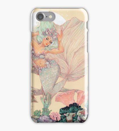 Frozen Mermaid iPhone Case/Skin