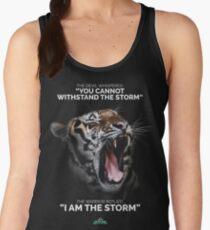 I AM THE STORM! Women's Tank Top