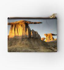 Bisti/De-Na-Zin Wilderness Golden Wings Studio Pouch