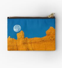 Moon Over Sandstone Studio Pouch