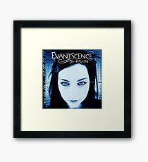 Evanescence Fallen Framed Print