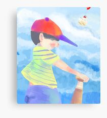 Ness Canvas Print