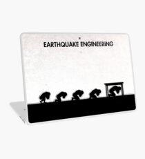 99 Steps of Progress - Earthquake engineering Laptop Skin