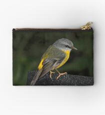 Eastern Yellow Robin Studio Pouch