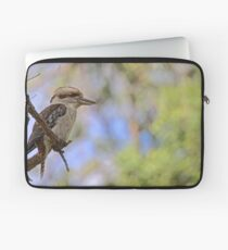 Kookaburra Watching Laptop Sleeve