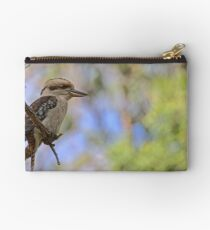 Kookaburra Watching Studio Pouch