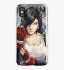Tifa Lockhart FF7 Portrait iPhone Case