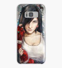 Tifa Lockhart FF7 Portrait Samsung Galaxy Case/Skin