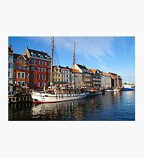 New Haven, Copenhagen, Denmark Photographic Print