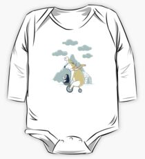 Icy Expedition Tees & Hoodies One Piece - Long Sleeve