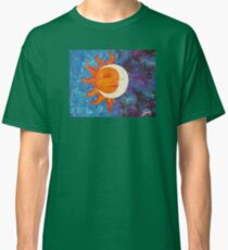 Solstice Acrylic Painting Classic T-Shirt