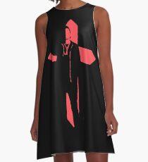 Starboy Cross A-Line Dress