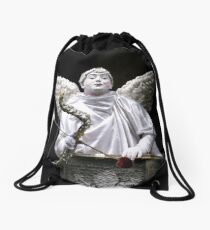 Cupid  Drawstring Bag