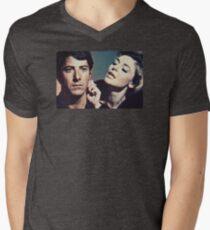 The Graduate Mens V-Neck T-Shirt