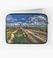 a majestic springtime in Israel Laptop Sleeve