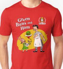 Green Buns and Ham T-Shirt