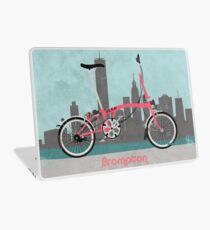 Brompton City Bike Laptop Skin