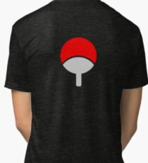 uchiha Tri-blend T-Shirt