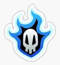 Ichigo skull  Sticker