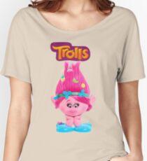 poppy from trolls Women's Relaxed Fit T-Shirt
