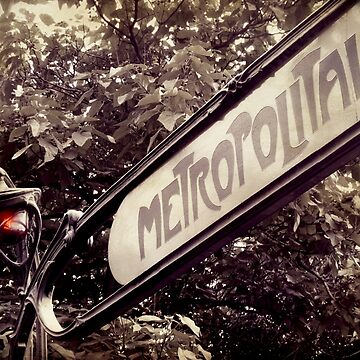 Metropolitain Paris de imaginadesigns