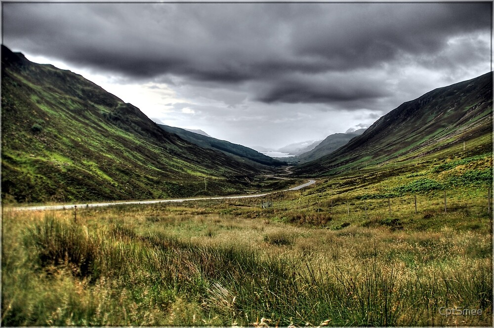 Welcome to Scotland by CptSmee