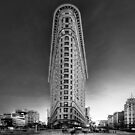 Flat Iron Building, Manhattan by Colin White