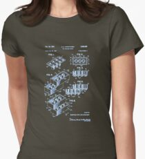 Lego — the Original & Best Womens Fitted T-Shirt