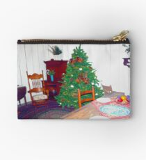 Christmas blast from the past Studio Pouch
